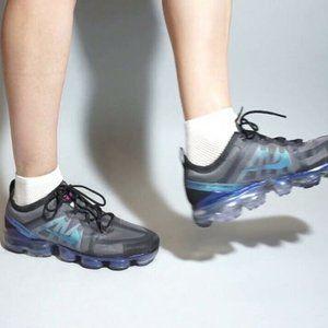 🆕Nike Air VaporMax 2019 Throwback Running Shoe